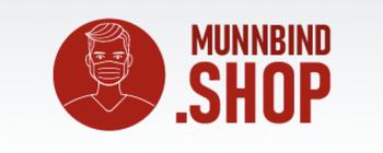 Munnbind shop