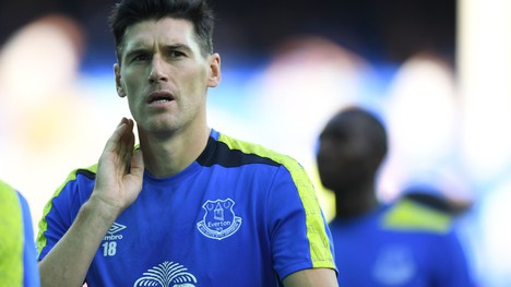 Everton trives mot Manchester United