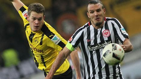 Eintracht Frankfurt bunnsolide hjemme