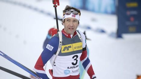 Bjørndalen fikser duellseier