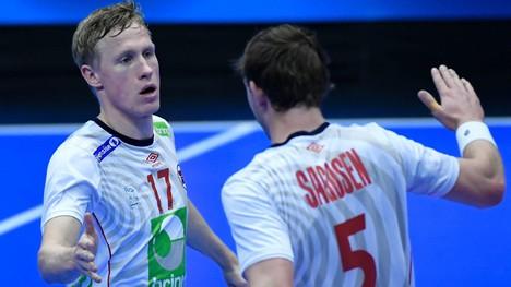 Norge skal til semifinale i VM