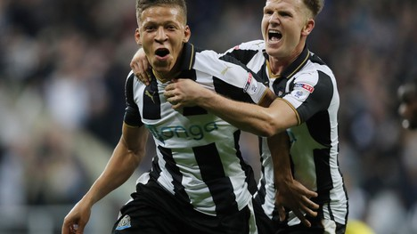 Newcastle kobler opprykksgrepet