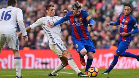 Barcelona og Real Madrid fortsetter tittelkjøret