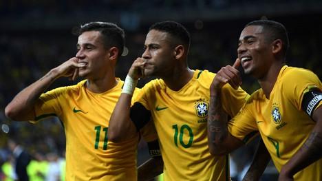 Brasil har funnet godfølelsen
