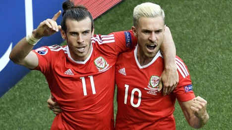 Bale og Ramsey likner ikke seg selv