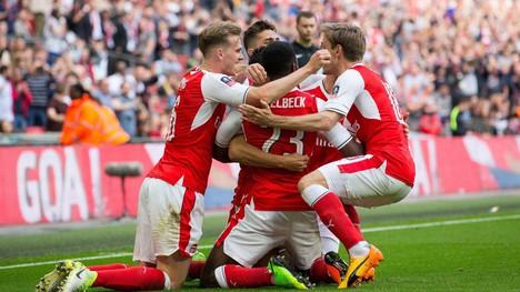 Arsenal har fått tilbake selvtilliten