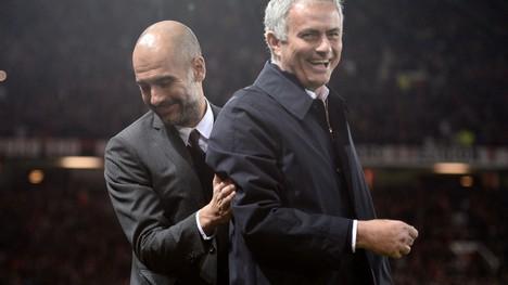 Pep og Mourinho nøytraliserer hverandre