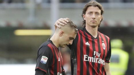Bunnlaget utnytter AC Milans rufsete form