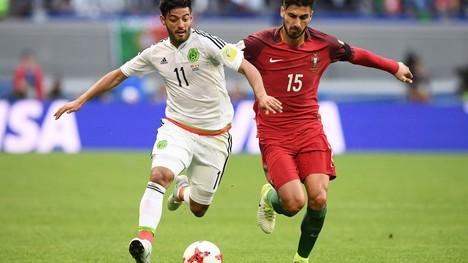 Mexico fikser semifinalebillett