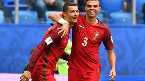 Ronaldo og Portugal har bestemt seg