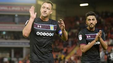 John Terry og Villa har fått opp dampen