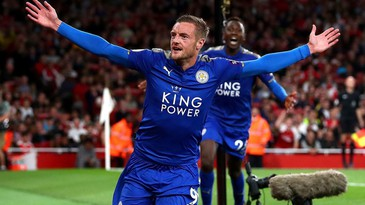 Leicester gjør jobben