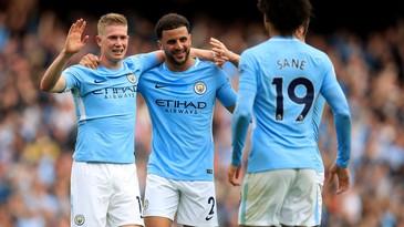 Manchester City setter italienerne på plass