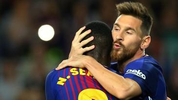 Helgrønt for Barcelona på midtukekupongen