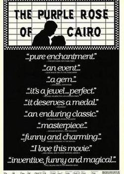 Se klassikeren Kairos røde rose på Filmnet