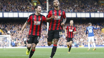 Bournemouth og King i fremgang