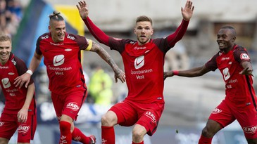 Oppturen fortsetter for solide Brann