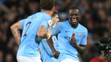 En ren formalitet for Manchester City