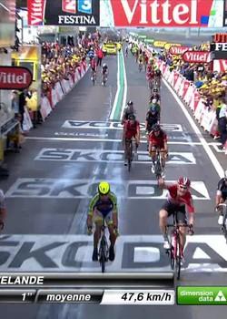 Se Tour de France på Sumo
