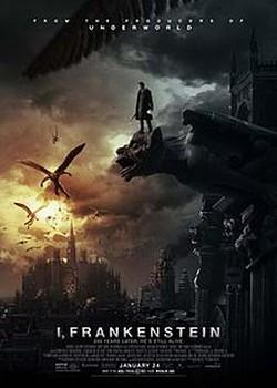 Se I,Frankenstein på Netflix