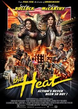 The Heat - nå på Viaplay