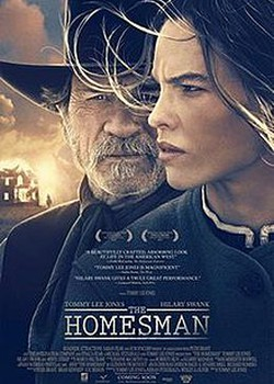 Viaplay: Tommy Lee Jones i The Homesman
