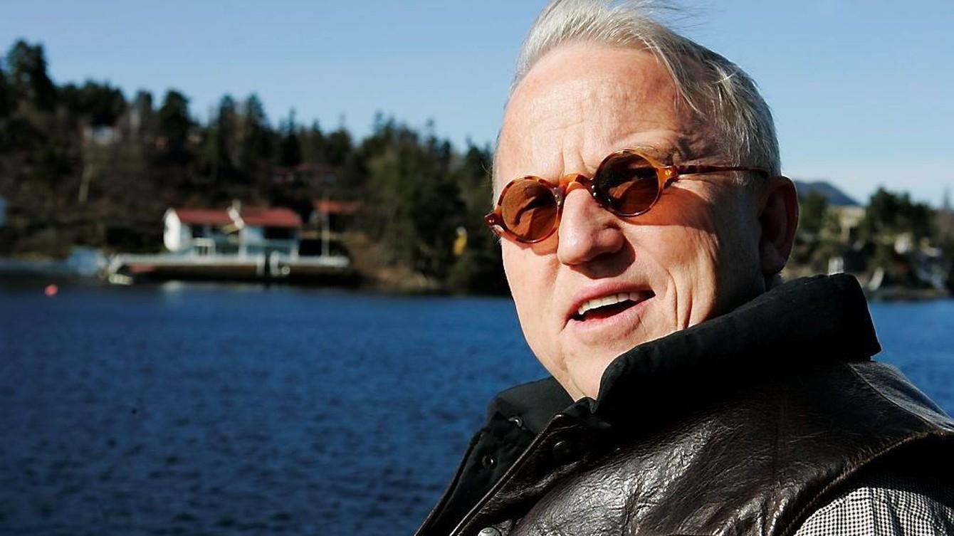 Einar Aas har blitt søkkrik på megling av strøm. Så rik er han blitt, at han la 27,5 millioner kroner på bordet for arkitekt Finn Sandmæls (bildet) toppleilighet ytterst på Tjuvholmen.