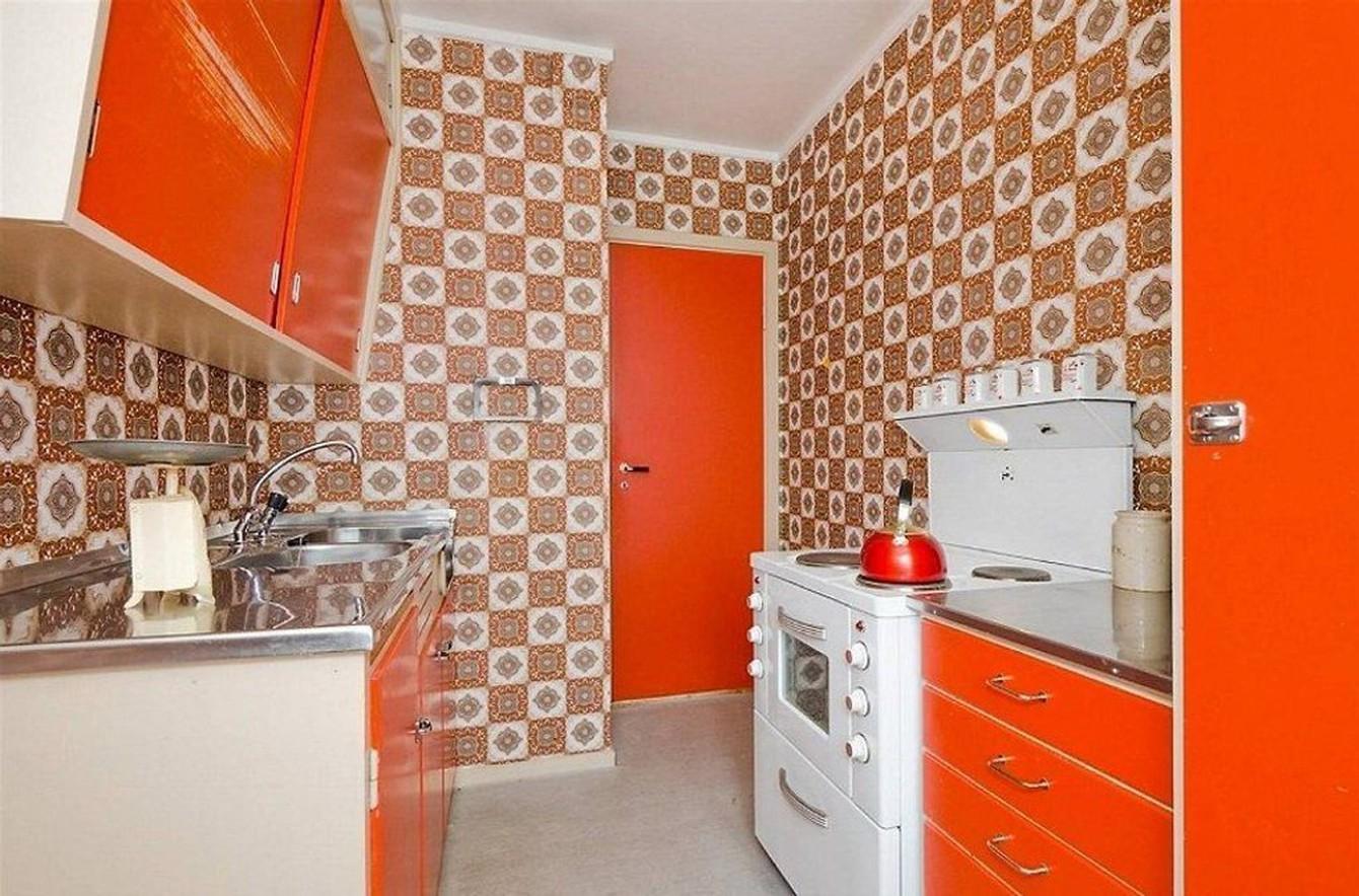 I annonsen opplyses det at leiligheten selges som et oppussingsobjekt.