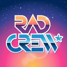 Rad Crew - om gaming, film, og tv