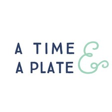 A time and a plate