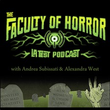 Faculty of Horror - en podcast om skrekkfilmer