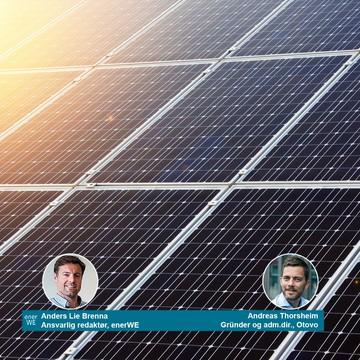 - Hvorfor i helsike hadde vi ikke solceller?