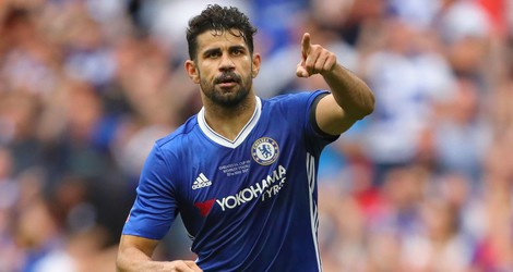 Chelsea selger Diego Costa til Atlético Madrid