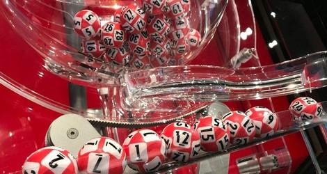 Mann stakk av med hele Lotto-potten