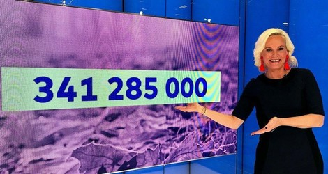 Norsk Viking Lotto-spiller vant 341 millioner