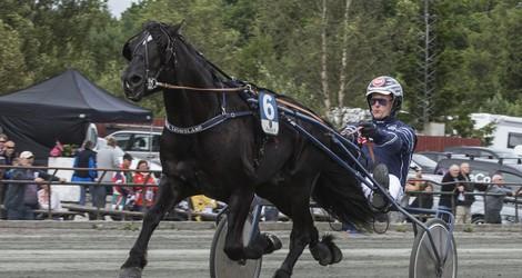 Vinnermaskin fra Sørlandet besøker Bergen
