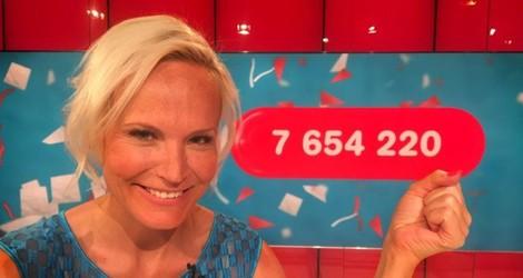 Sju millioner kroner til kveldens Lotto-vinnere