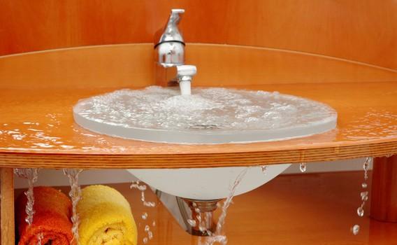 Vannet renner ikke ut av vasken - hva kan du gjøre?