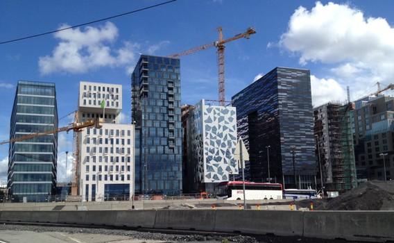 Se hvordan Oslos havn har forandret seg