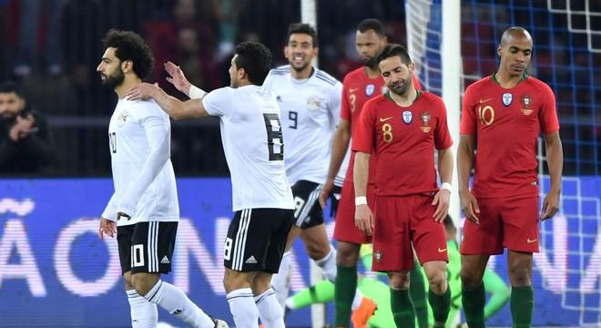 Kan Salah og Egypt tukte vertsnasjonen?