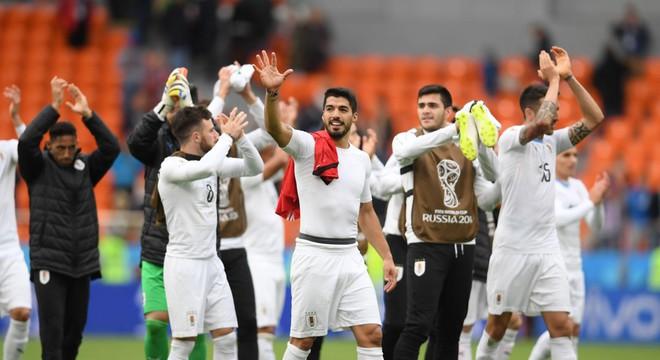 Uruguay viser ingen nåde